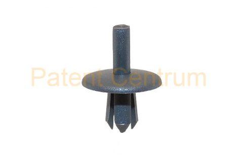 01-004   FIAT,  PEUGEOT  belsőburkolat, hátsóajtó és tolóajtó patent Furat: 5,5 mm. Szín: s. szürke. Gyári cikkszám: 9621837480