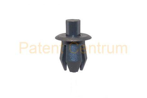 01-013  VOLKSWAGEN, AUDI, FORD GALAXY,  lökhárító patent.  Furat: 8mm.Szín: antracit.  Gyári cikkszám: VW, AUDI:N0385501, FORD: 7200671