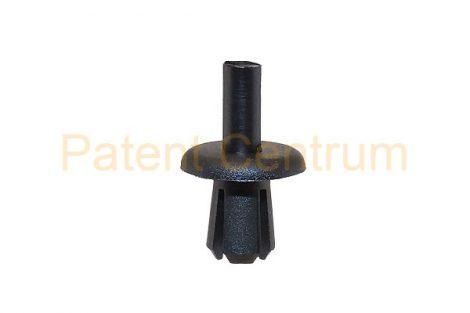 01-022   CITROEN, PEUGEOT FIAT PANDA lökhárító patent.  Furat: 6 mm.  Gyári cikkszám: CITR,PEUG:697346 FIAT:51754057