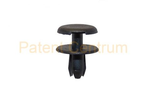 02-006  OPEL ASTRA 'G, Zafira, lökhárító felső patent,  Furat: 6 mm,  Gyári cikkszám: 1406925