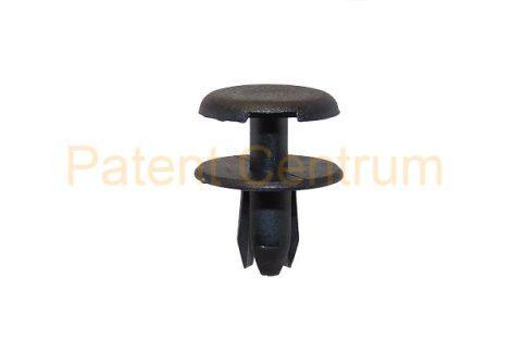 02-006  OPEL ASTRA 'G, Zafira, lökhárító felső patent,  Furat: 6 mm,  Gyári cikkszám: 1406925, 9130754