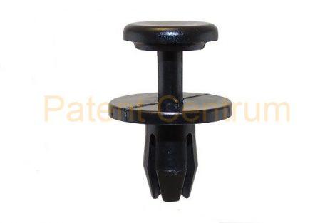02-008  CITROEN C2-C8, PEUGEOT 1007, 207, 407, 807, Expert-Jumpert dobbetét patent küszöbspoiler alsó p. Furat: 8 mm. Gyári cikkszám: 6991X7