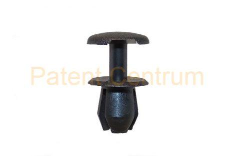 02-009    VOLKSWAGEN, SEAT, AUDI,  belső burkolat, hátsó ajtó, lökhárító patent. Furat: 8,5 mm. Gyári cikkszám: 3338676334FB