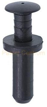 02-042    Mercedes gumi fogadó + patent. Gyári cikkszám A0009915940
