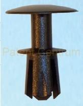 02-049 Range Rover Sport A oszlop külső  borítás patent. Gyári cikkszám: DYQ500060