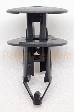 02-057 Fiat Ducato  2014,  Citroen Jumper raktér burkolat patent.  Gyári cikkszám: 735669714