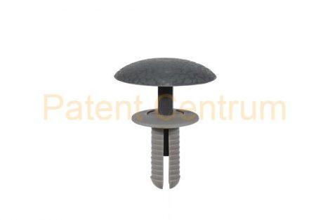 02-515  MERCEDES KAMION belsőburkolat rögzítő patent