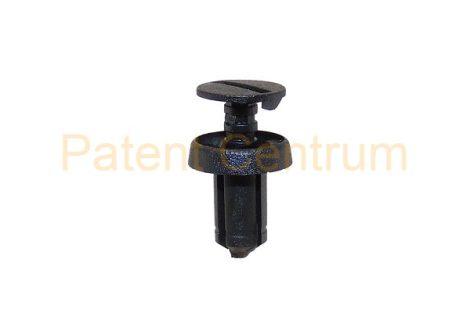03-007  RENAULT, CITROEN, OPEL Vivaro dobbetét patent szellőzőrács patent kárpit patent, Gyári cikkszám: 7703072361  Furat: 6 mm