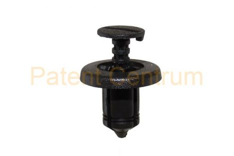 03-031   RENAULT,  NISSAN, lökhárító-, motorburkolat felső-, dobbetét  patent Furat: 8,2 mm  Gyári cikkszám: 7703072360,  0151500QAB