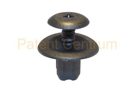 03-037  VOLKSWAGEN  GOLF III. belsőküszöb borítás rögzítő patent Furat: 9,3*7,5 mm, Gyári cikkszám: 1HO867199A