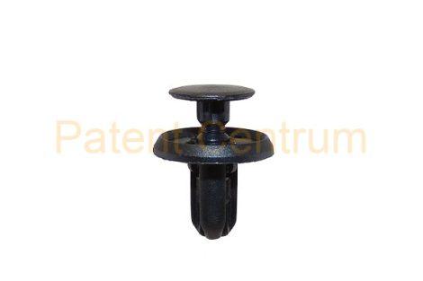 03-054   MITSHUBISHI PAJERO,  dobbetét, lökhárító, hűtődíszrács patent Furat: 6 mm, Gyári cikkszám: MR288150