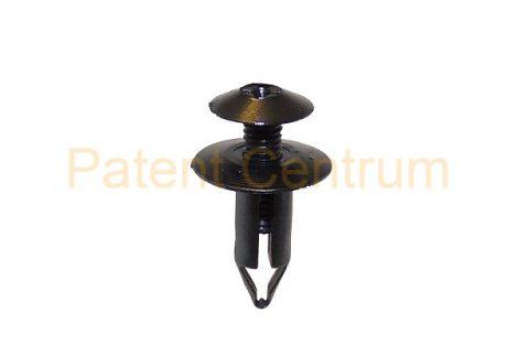 03-056   NISSAN MAXIMA, MICRA, PRIMERA dobbetét, szellőzőrács patent Furat: 6 mm, Gyári cikkszám: 6686001W01