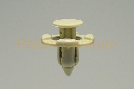 03-064   NISSAN belsőburkolat patent Furat: 8 mm, Gyári cikkszám: 01553-09321