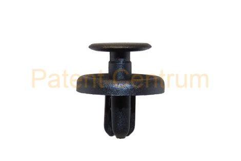 03-074    TOYOTA alsó motorburkolat patent, PEUGEOT Furat: 7 mm, Gyári cikkszám: 90467-07176, 9046707201,  6822N2