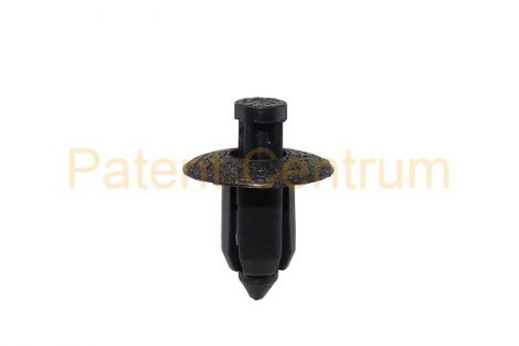 03-076    VOLVO S80  ajtó kárpitpatent, műszerfal és oldalkárpit patent Furat: 7,5 mm,  Gyári cikkszám: 39964090