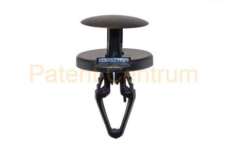 03-089   FORD, CHRYSLER, GM, OPEL J ASTRA dobbetét, lökhárító patent. Furat: 6,5 mm, Gyári cikkszám: 4855809, 11589293, W712196-S300, Opel# 4811301