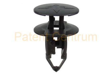 03-093    RENAULT CLIO, MEGANE III. lökhárító patent Furat: 8,3 mm,   Gyári cikkszám: 7703072360