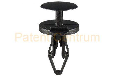03-095    GM, FORD, lökhárító patent,  Furat: 6,5 mm,  Gyári cikkszám: 11589291, W713331-S300