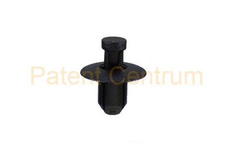 03-112  Hyundai,  KIA  lökhárító, zárhíd patent.  Csap: 6,6 mm  Gyári cikkszám: 86155-2H100