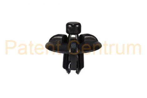 03-117   TOYOTA,  LEXUS,  lökhárító, zárhíd patent.  Furat: 7 mm,  Gyári cikkszám: 53259-OE010