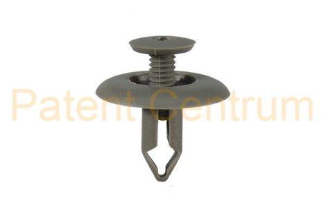 03-119  HONDA, MAZDA patent.  Furat: 6 mm,  Szín: szürke,  Gyári cikkszám: B042-68-865-05