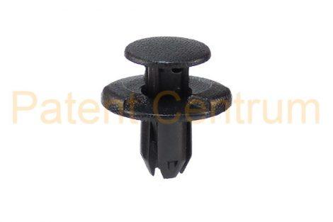 03-122  NISSAN X-Trail,  INFINITI lökhárító patent. Furat: 8 mm.  Gyári cikkszám: 53259-20030