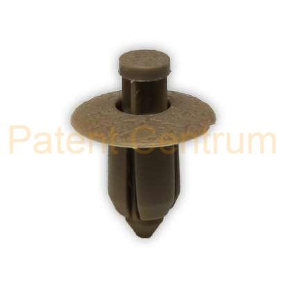 03-149  VOLVO ajtókárpit patent, bézs. Gyári cikkszám: 39964092