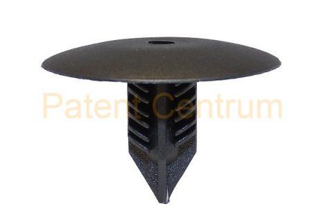 04-008   Opel Vivaro, RENAULT , DACIA dobbetétrögzítő patent Furat: 10,5-11 mm, Gyári cikkszám: 7703077435,  7703 077 435