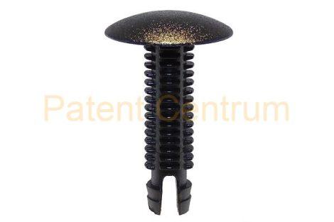 04-011  ALFA 145, 146, 33-75,  FIAT CROMA, LANCIA belsőburkolat patent Furat: 7 mm,  Gyári cikkszám: ALFA: 60503348, FIAT: 82356905