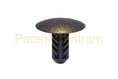 04-022  RENAULT MEGANE CLIO II-III, LAGUNA motorháztető szigetelés patent. Furat: 6,5 mm, Gyári cikkszám: 7703077444