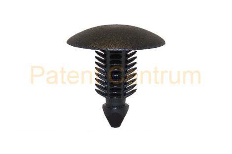 04-032  FIAT DUCATO, PEUGEOT Boxer dobbetét, belsőburkolat patent.  Furat: 8 mm, Gyári cikkszám: 130109808