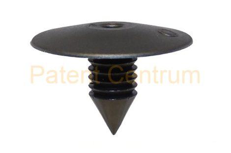 04-037  RENAULT dobbetét patent.  Furat: 10 mm.   Gyári cikkszám: 7703077225