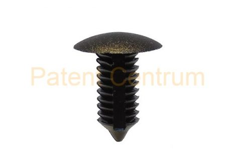 04-046   PEUGEOT 306,  JAPAN modellek belső burkolat patent.  Furat: 7,5 mm, Gyári cikkszám: 8964.77