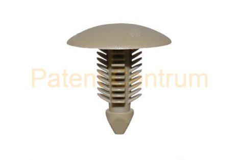 04-050  ALFA 166  belső burkolat patent.  Furat: 8 mm. Gyári cikkszám: 735248784