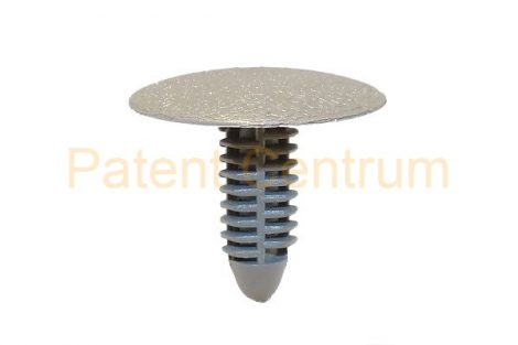 04-068   GM, CHRYSLER, FORD belsőburkolat Furat: 7,5 mm, Gyári cikkszám: 6501067, GM-22718305, N802734S