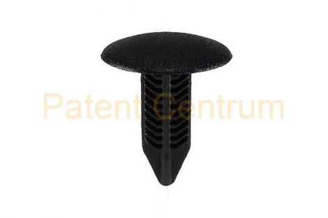 04-077  Honda Civic csomagtér burkolat patent.  Furat: 6,5-7mm,  Gyári cikkszám: 90667-SOD-003ZC