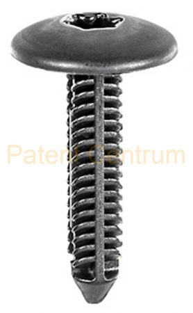 04-097  Citroen C5, C6, Peugeot 407 zárhíd patent. Gyári cikkszám 7437 10