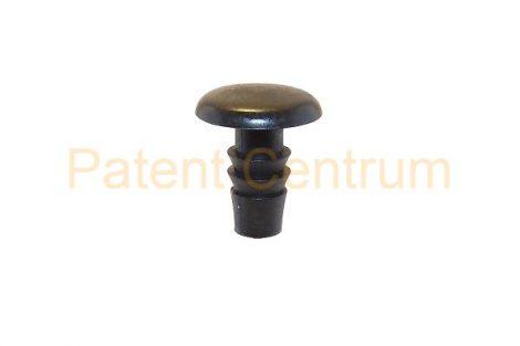 05-002  OPEL  B-Corsa, F-Astra hátsó ülés háttámla, Furat: 5,5-6 mm,  Szín: fekete Gyári cikkszám: 2240861