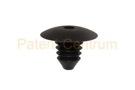 05-003   VOLKSWAGEN  GOLF III. csomagtér borítás patent,  univerzális patent,  Furat: 8-8,5 mm,   Gyári cikkszám: 19186719901C