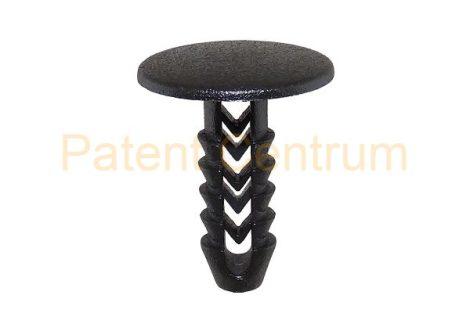 05-014    ALFA ROMEO, FIAT, LANCIA,  belsőburkolat patent,  Furat: 7 mm,   Gyári cikkszám: 14592087, 735284886