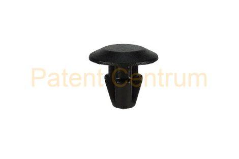 05-023    FIAT, ALFA, LANCIA,  gumiszegély rögzítő patent,  Furat: 6,5-7 mm,  Gyári cikkszám: FIAT:7677865