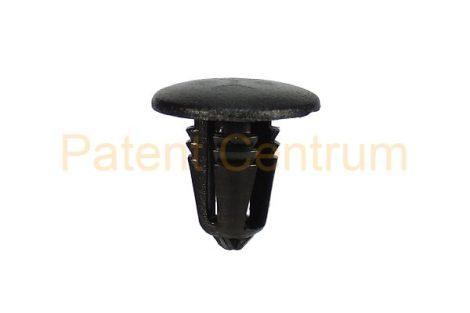 05-034    FORD ESCORT, FIESTA belsőborítás rögzítő patent,  Furat: 8,5 mm,  Szín: fekete   Gyári cikkszám: 6725950