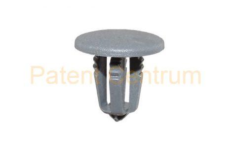 05-035   FORD ESCORT, FIESTA belsőborítás rögzítőpatent,  Furat: 8,5 mm,  Szín: szürke,  Gyári cikkszám: 1018433