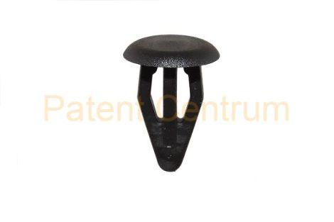 05-038   VOLKSWAGEN  Golf II. csomagtér ajtó rögzítő patent,  Furat: 8 mm,   Gyári cikkszám: 80186729901C