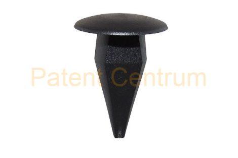 05-039    VOLKSWAGEN  belsőburkolat rögzítő patent,  Furat: 9,5 mm,  Gyári cikkszám: 811863905A