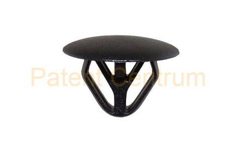 05-044    ALFA, FIAT, LANCIA belső burkolat patent,   Furat: 10 mm,   Gyári cikkszám: 7637466