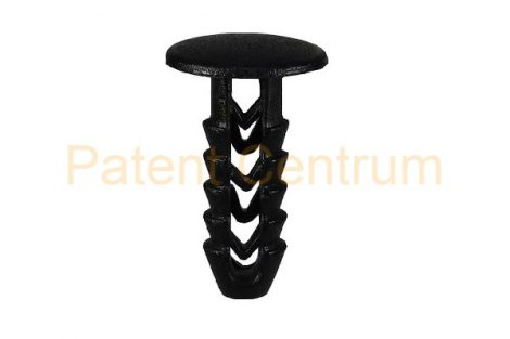 05-052  ALFA, FIAT, LANCIA belsőburkolat patent,  Furat: 7 mm,   Gyári cikkszám: 14591887