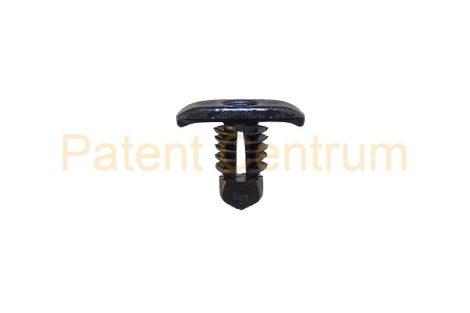06-001    VOLKSWAGEN  GOLF, Cordoba, Jetta, LT, Lupo, Polo, Sharan, Transporter ajtógumiszegély rögzítő patent. Furat: 4,5 mm. Gyári cikkszám: 251823717