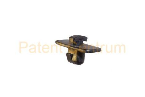 06-034   HYUNDAI ajtókeret díszléc rögzítő patent.   Gyári cikkszám: 8285228000