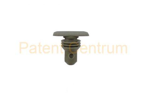 06-046    VOLKSWAGEN  BORA, GOLF IV., PASSAT 97' SKODA SUPERB I. hátsóajtó gumiszegély rögzítő patent.   Gyári cikkszám: 3B0839723, 3B0 839 723